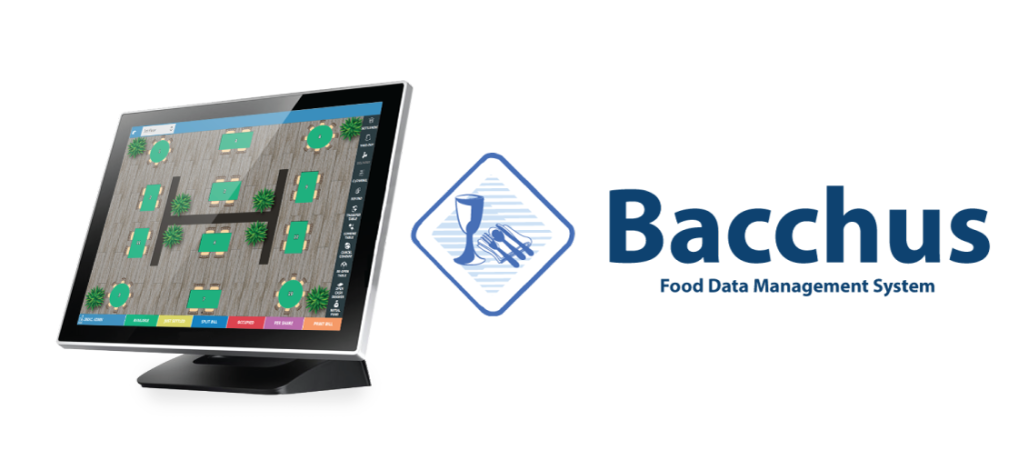 Bacchus Food Data Management System