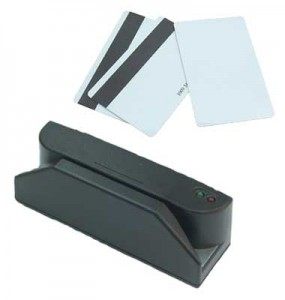 Peripherals - Magnetic Stripe Reader & Cards