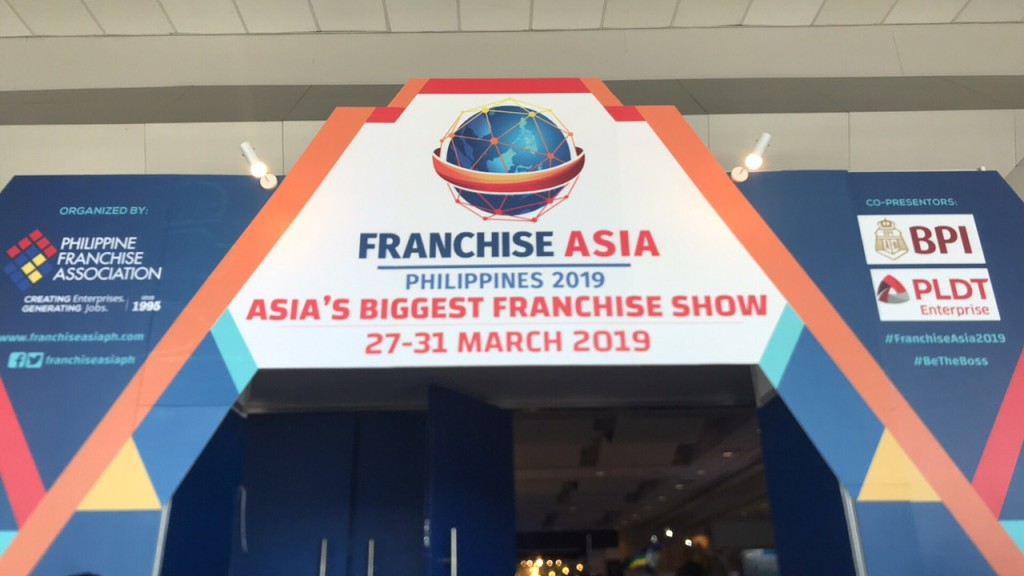 JIMAC at Franchise Asia Philippines 2019