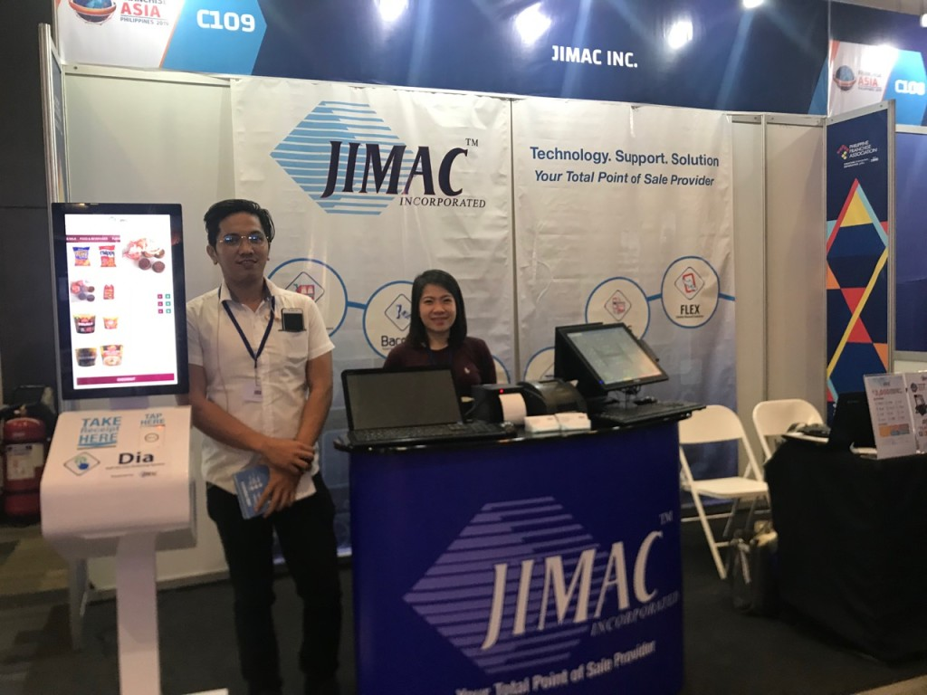 JIMAC at Franchise Asia Philippines 2019 1